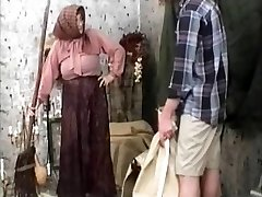 Old-school Granny Flick R20
