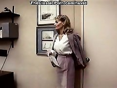 Lee Caroll, Sharon Kane in fur covered puss eaten and