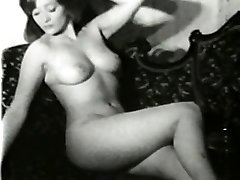 Softcore Nudes 581 50s and 60s - Scene 2