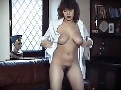 Rock   roll  vintage elastic big boobs de-robe dance