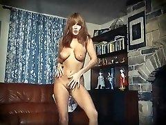 I LOVE ROCK'N'ROLL - vintage perfect bra-stuffers striptease dance