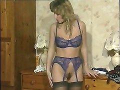 British Retro Masturbate