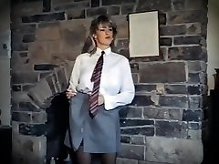 VENUS - vintage 80's ginormous boobs striptease dance