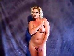 Tammy Sytch (FKA WWE's Sunny) stripping