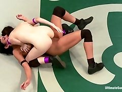 History in the Making Ultimate Gargle Out Beretta vs Wrestling Virgin