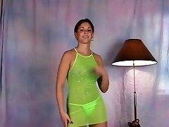 Missy - See-thru dress