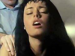 Anita Dark - anal tweak from Pretty Nymph (1994) - RARE