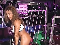 Best homemade Fetish, Muscular Women porno scene