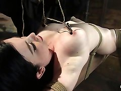 Sybil Hawthorne in Sybil Hawthorne: Retro Cutie Loves Anguish To Get Off - Frogtied