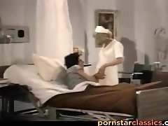 Crystal Lake in nurse role romped hardcore by her patient