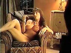 Super-sexy homemade Smoking, Big Breasts sex video
