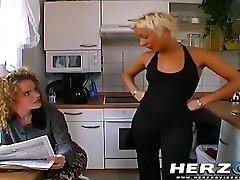 Classical German Homemade Threesome