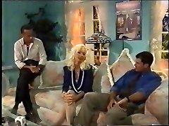 Blond Beauty ANAL, DOUBLE PENETRATION, High Heels, Vintage, Helen Duval