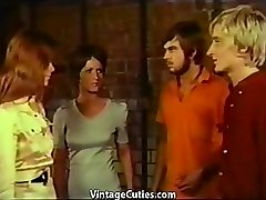 Disastrous Tryouts for Fucking Hot Teenie Chicks (Vintage)