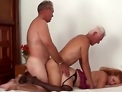 Mature Bi Duo 3some