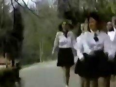 Vintage College Girls Delight.