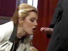 The best XXX flicks from gorgeous old-school porn star Laure Sainclair