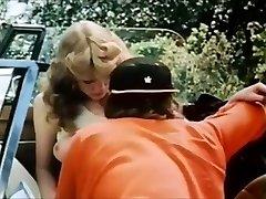 Klasične Scene - Dorothy LeMay Avto Blowjob