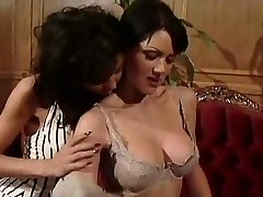Jeanna Καλά και η Άννα Malle Λεσβιακή Σκηνή