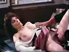 Vintage Πορνό της δεκαετίας του ' 70 Γραμματέα Kay Parker & Τζον Λέσλι