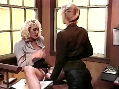 vintage lezbijke v visokih petah