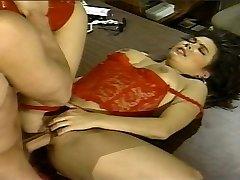Asian lingerie vintage pussy hammered