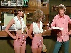 Ζεστό Και Πικάντικο Πίτσα Κορίτσια (1978) Κλασικό Εβδομήντα Παρωδία Πορνό Τζον Χολμς