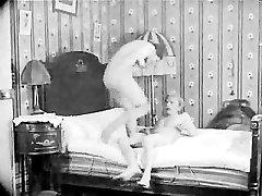 Wow!! Vintage πραγματικότητα πορνό!!