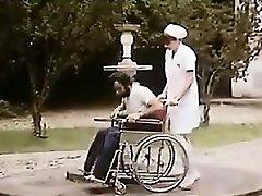 Τριχωτό Νοσοκόμα Και Ασθενή Σεξ