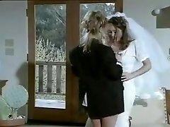 Lesbian fuckfest after marriage.