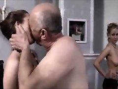 Πολύ τυχερός γέρος γαμημένο σέξι έφηβος - ρολόι part2