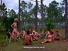 Γυμνιστών Ζωή στο Νησί