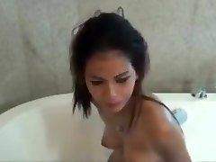 classique douche dorée