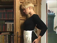 The maid loves to watch them fuck - DBM Video