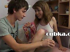 húngaro adolescentes disfrutar del sexo