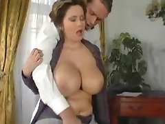 Classy Mature MILF with Big Tits Knows How to Fuck