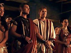 Spartacus: Romersk Orgie