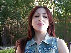 Extremely Hot and Beautiful Redhead Babe Fucked HD