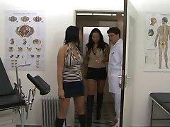 Ilyen beim Arzt