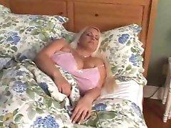 Trisha Banken BBW wakeup sex