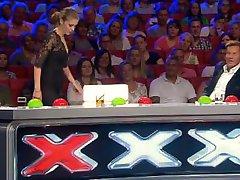 Aussie Twerk Laget i tysk Tv-Show (Das Supertalent)
