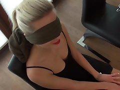 Blinddate Erreur! Double Éjaculation Blonde Allemande Schnuggie91