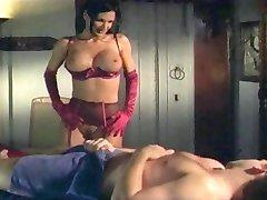 Sydnee Steele in sexy lingerie