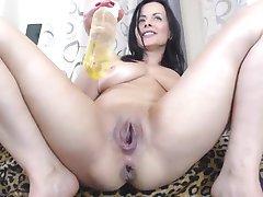 mature romanian cam-slut big holes