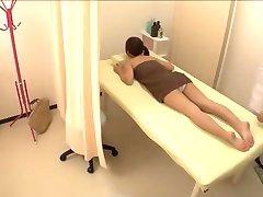 Lindo petite Jap atornillado en caliente spy cam masaje de vídeo
