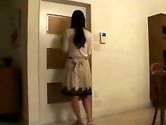 Femme baisée dans le prochain patron de mari