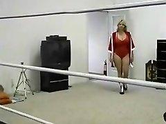 Gordito Milf Ring De Lucha Libre