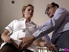 Amateur nurse rides aged