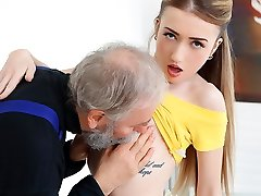 empera i old man knullar en färsk babe - old-n-tonåring
