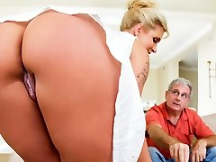 Ryan Conner & Bill Bailey in Take A Seat On My Chisel - Brazzers